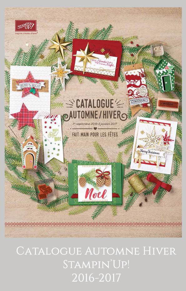 Catalogue Automne Hiver 2016-2017 Blog