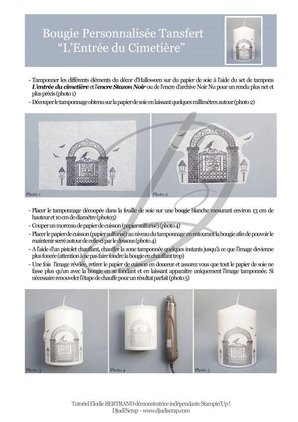 Microsoft Word - Bougie PersonnalisŽée Transfert 1.doc