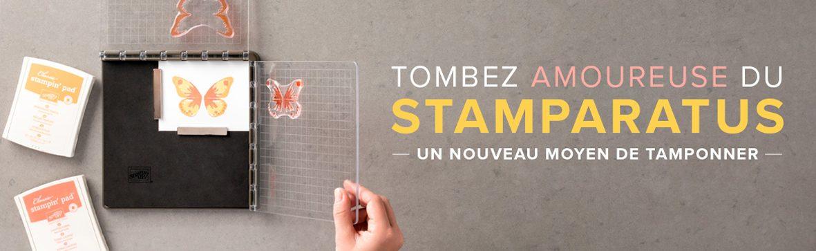 2017 11 15 Stampin'Up! Nouveauté – Stamparatus 1