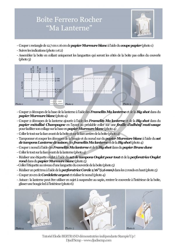 "Microsoft Word - Bo""te Ferrero Rocher Ma Lanterne 1.doc"