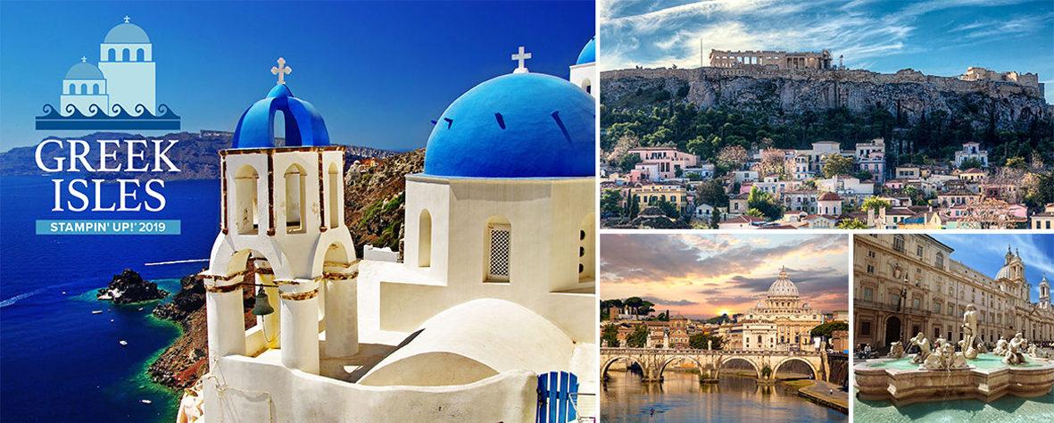 2019 07 Voyage Incitatif Stampin'Up! 2019 – Croisière Grèce