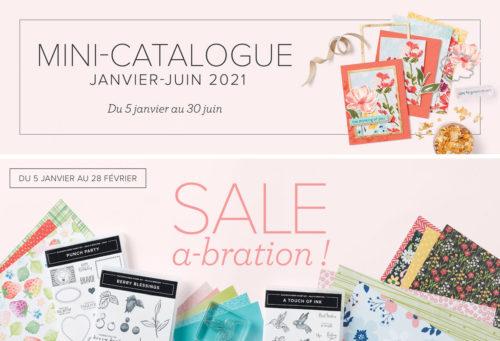 2020 01 05 Mini Catalogue Janvier-Juin Sale A Bration