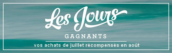 Stampin'Up! Promotion – Les Jours Gagnants 1