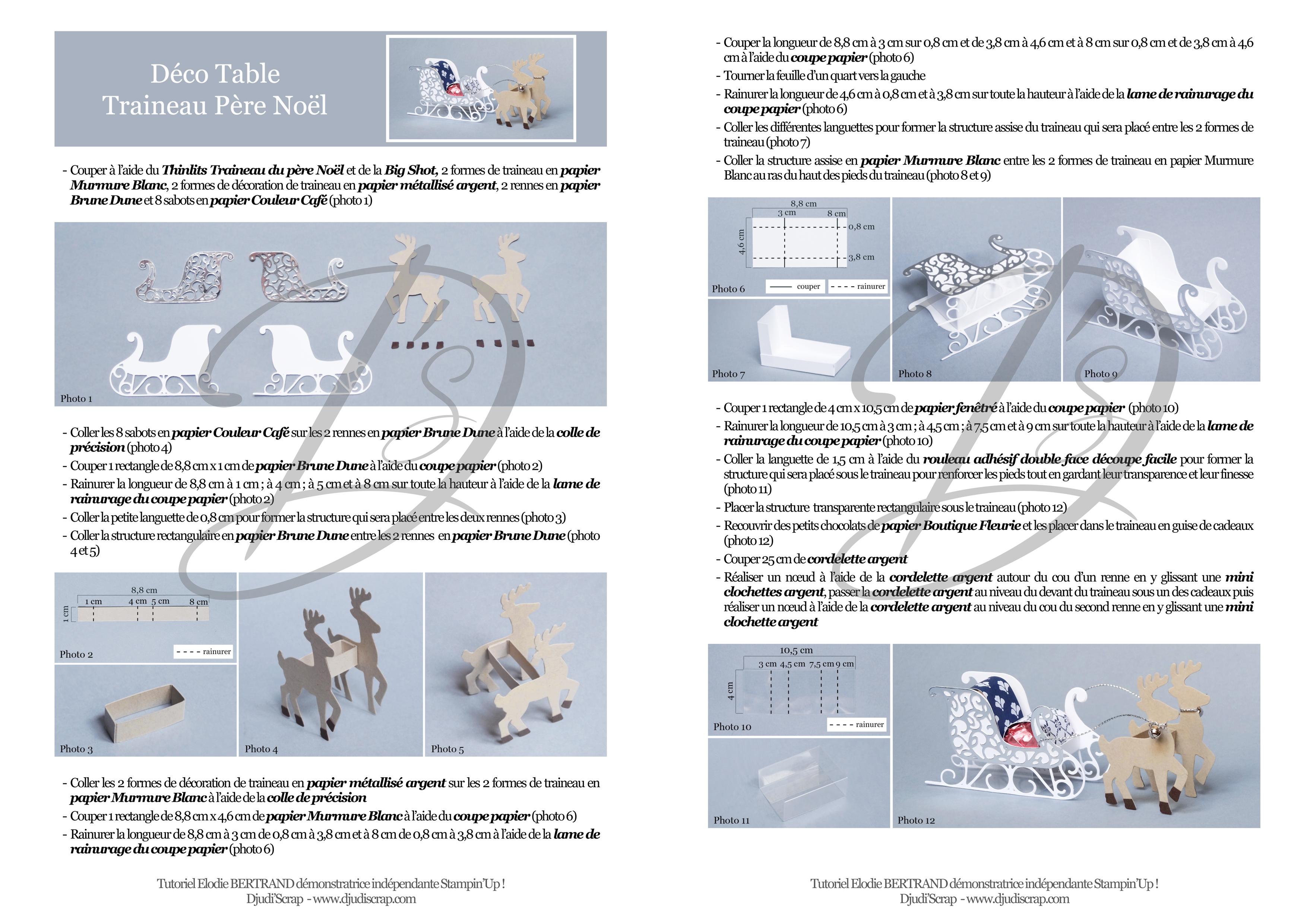 tutoriel-djudiscrap-deco-table-traineau-du-pere-noel