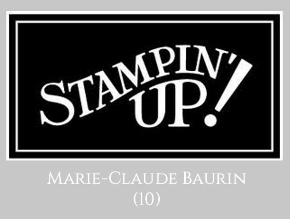 Filleule Marie-Claude Baurin