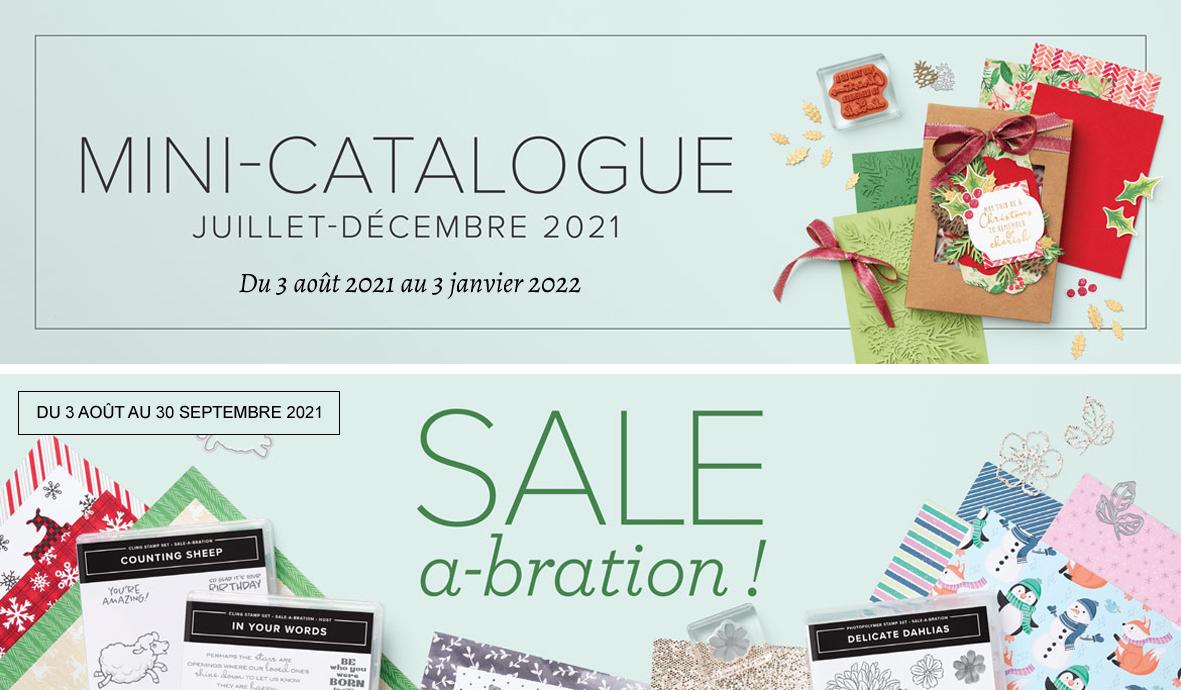 2021 08 03 Mini Catalogue Juillet Décembre Sale A Bration 1